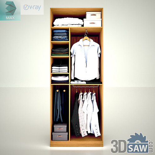 Wardrobe - Display Cabinets - Shelf - Sideboards - MX-712