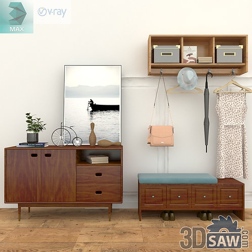 Wardrobe - Display Cabinets - Shelf - Sideboards - MX-684
