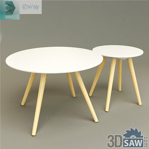 3ds Max Table Model - 3d Model Free Download - MX-1225