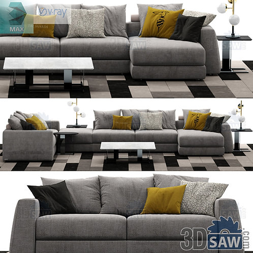 Sofas - Sectional sofas - Chairs - MX-0000263