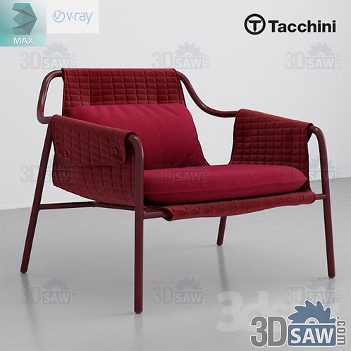 Tacchini Chair - MX-0000313