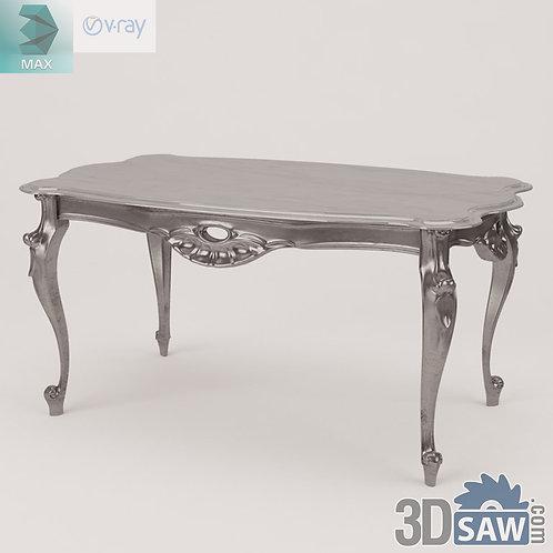 Classic Table - Baroque Decor - Vintage Furniture - MX-498