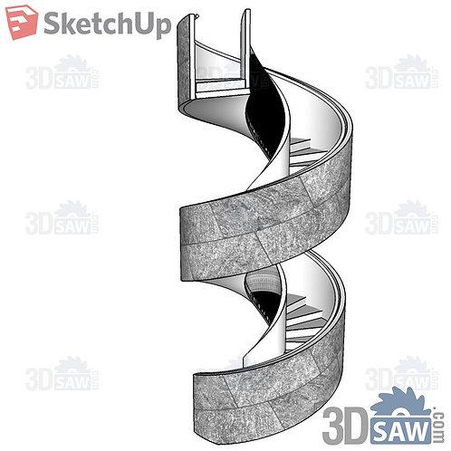 Stairs - Ladder - SU-0000186
