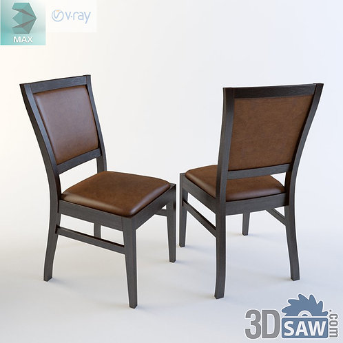 3ds Max Chair Model - 3d Model Free Download - MX-983