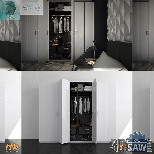 Wardrobe - Display Cabinets - Shelf - Sideboards - MX-689