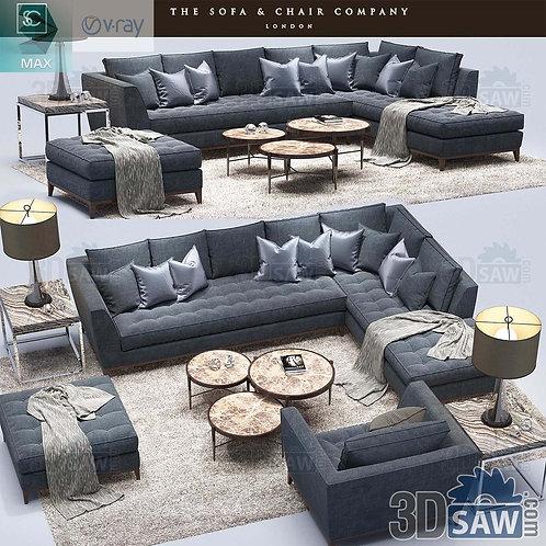 Sofa - Sectional sofas - Chairs - MX-0000341