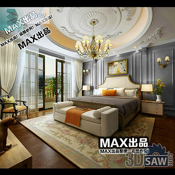 MX-1574 - 3ds Max Coffee Cups Tableware