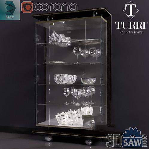 Wardrobe - Display Cabinets - Shelf - Sideboards - MX-751