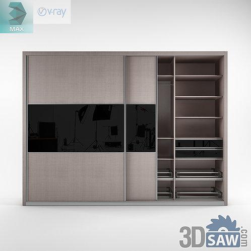 Wardrobe - Display Cabinets - Shelf - Sideboards - MX-705