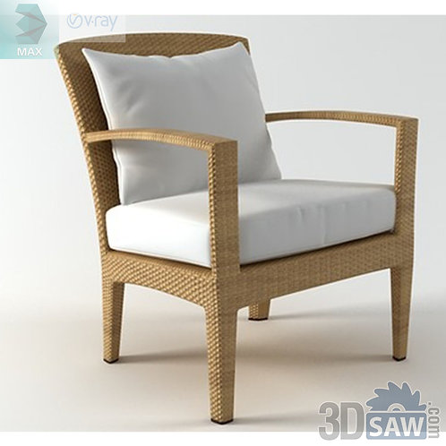 Armchair Model - Panama Lounge Chair - MX-0000118