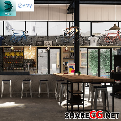 Coffee Shop Project - MX-0000056