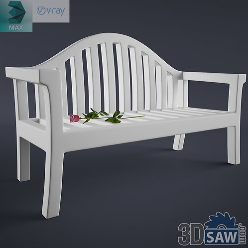 3ds Max Chair Model - 3d Model Free Download - MX-1145
