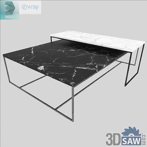 3ds Max Table Model - 3d Model Free Download - MX-1217