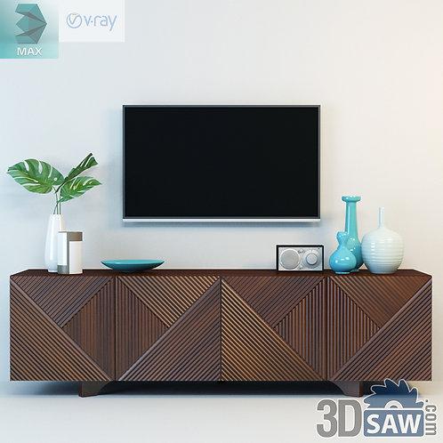 Wardrobe - Display Cabinets - Shelf - Sideboards - MX-722