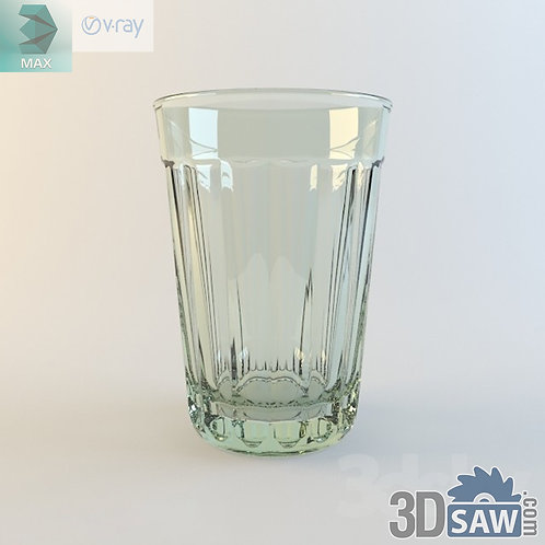 Glass Cup - MX-796