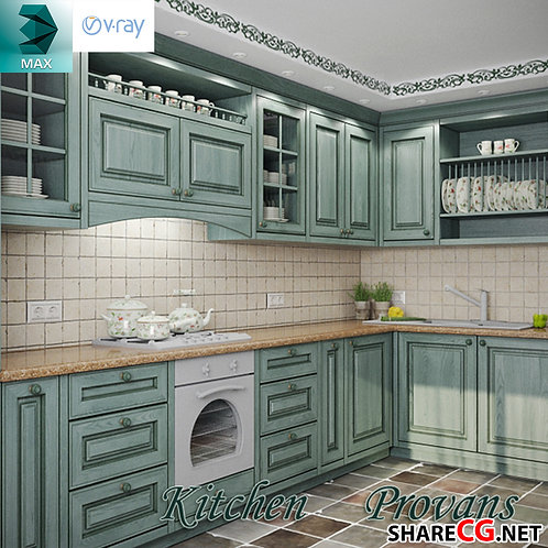 Kitchen Cabinets Casework - MX-0000033