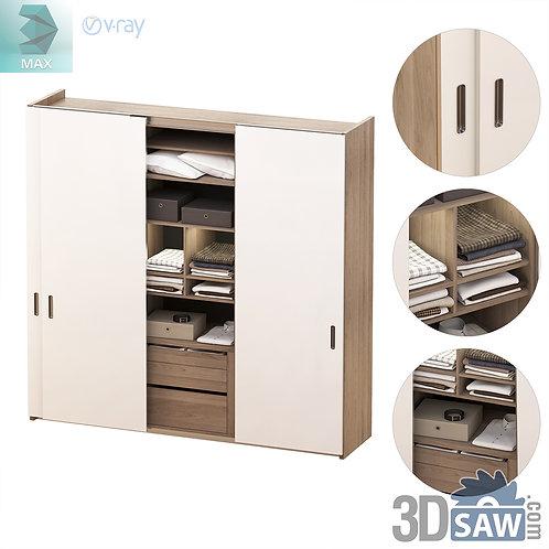 Wardrobe - Display Cabinets - Shelf - Sideboards - MX-757