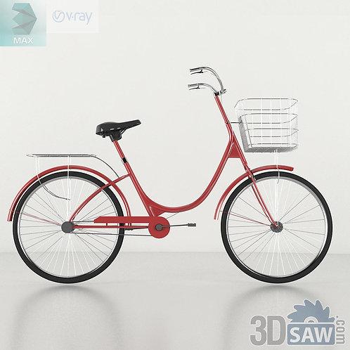 Bicycle Vehicle - MX-0000084