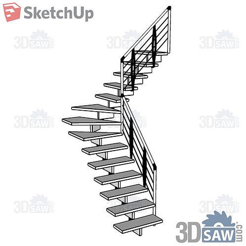 Stairs - Ladder - SU-0000196