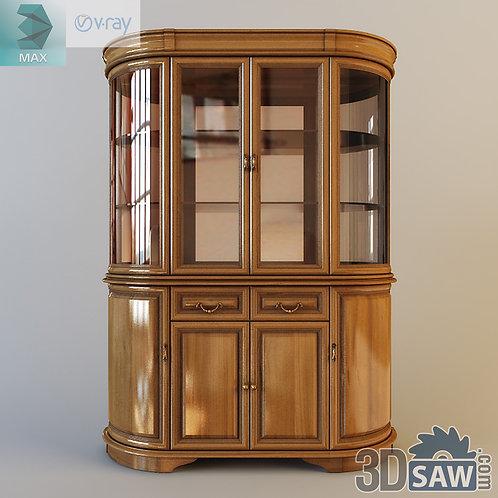 Wardrobe - Display Cabinets - Shelf - Sideboards - MX-699