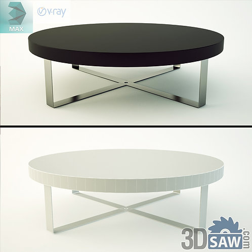 3ds Max Table Model - 3d Model Free Download - MX-1198