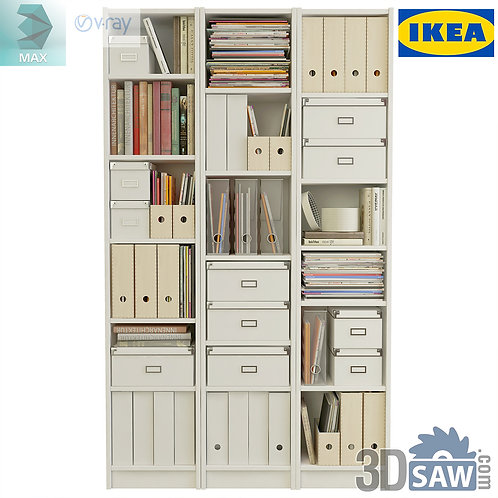 Wardrobe - Display Cabinets - Shelf - Sideboards - MX-700