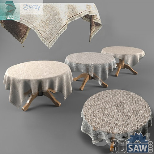 3ds Max Table And Chairs Model - 3d Model Free Download - MX-1113