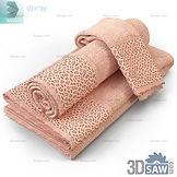 3ds Max Towels- Free 3d Models Download - 3DSAW.COM
