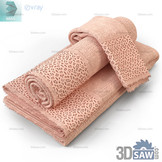 3ds Max Towels- Free 3d Models Download - 3DSAW.COM