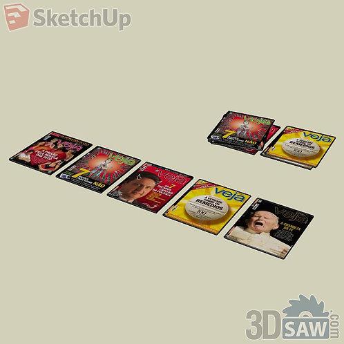 Pack Books - Magazines - SU-0000122