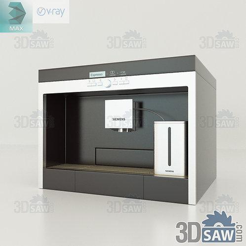 Siemens Coffee Machine - MX-0000340