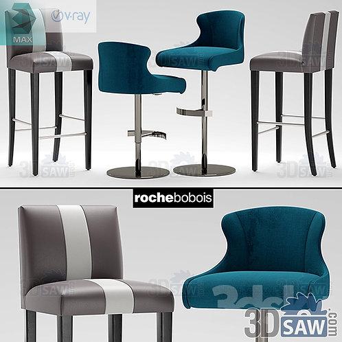 Bar Chair - MX-0000317