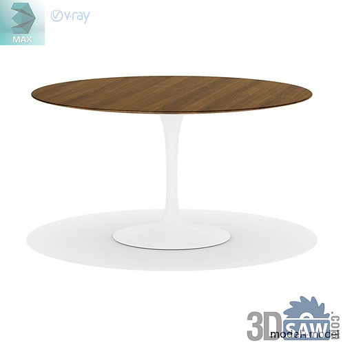 3ds Max Table Model - 3d Model Free Download - MX-1171