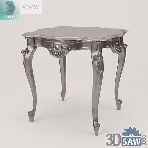 Classic Table - Baroque Decor - Vintage Furniture - MX-499