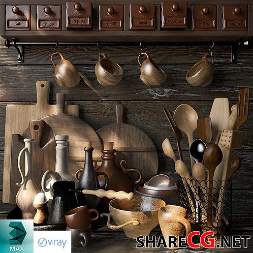 Kitchen Set Decor - MX-0000013