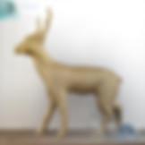 3ds Max Sheep Goat Deer Statue Sculpture - Decoration Items - Free 3d Models Download - 3DSAW.COM