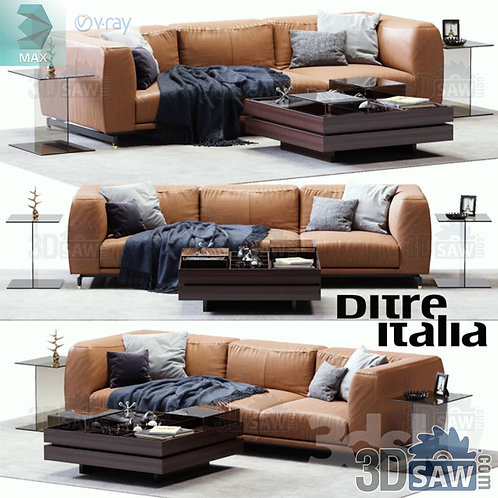 Sofa - Sectional sofas - Chairs - MX-0000283