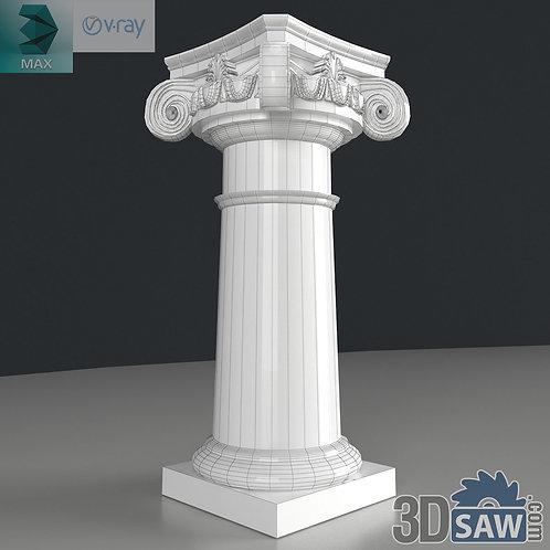 Classic Columns - MX-0000157