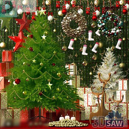 Christmas Tree - Christmas Decor - MX-0000240