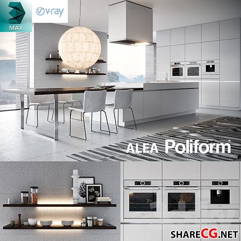 Kitchen Interior Project - MX-0000036