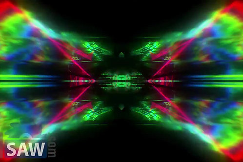 VJ Loop Clip HD Visuals - VJ Stock Visual Footage Motion Background Video