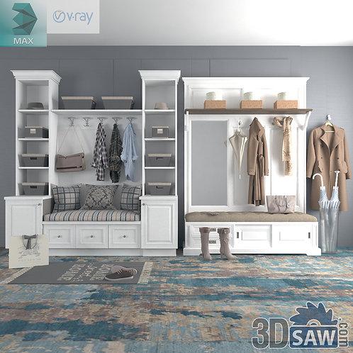 Wardrobe - Display Cabinets - Shelf - Sideboards - MX-692