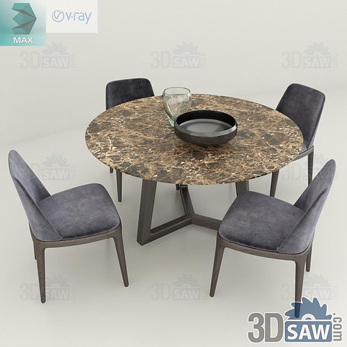 Table And Chairs - MX-0000211