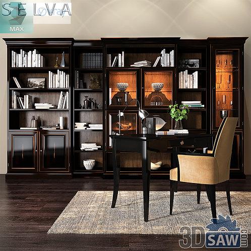 Wardrobe - Display Cabinets - Shelf - Sideboards - MX-762