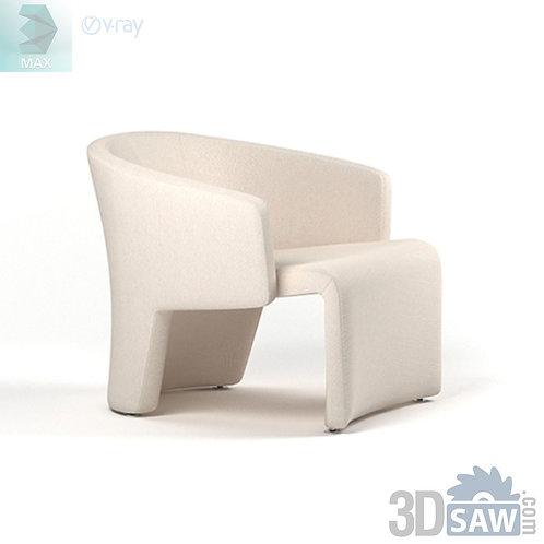 Armchair Model - Marc Armchair Low Luxury Modern - MX-0000114