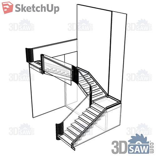 Stairs - Ladder - SU-0000182