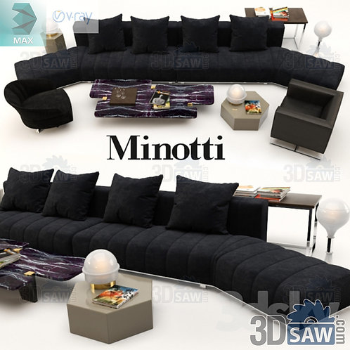 Sofa - Sectional sofas - Chairs - MX-0000324