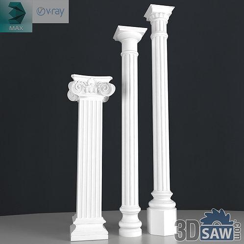 Classic Columns - MX-0000144