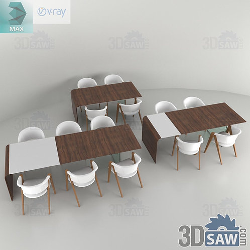 Table And Chairs - MX-0000207