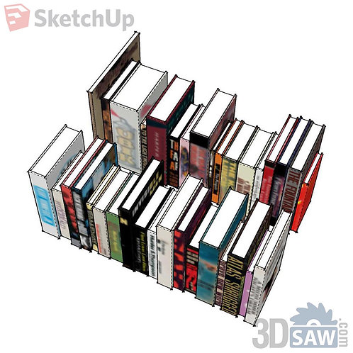 Pack Books - Magazines - SU-0000076